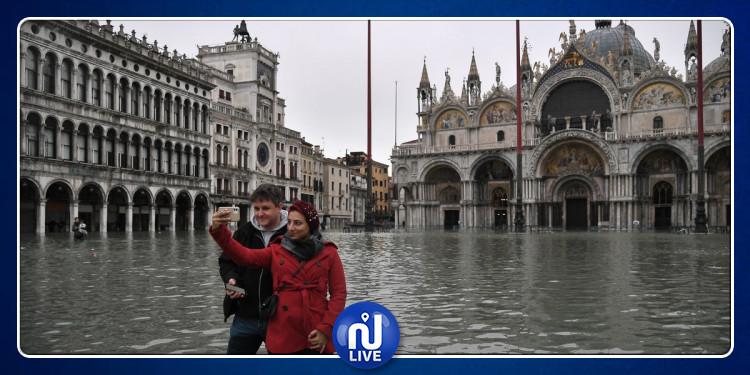 Inondations à Venise: les sites historiques touchés