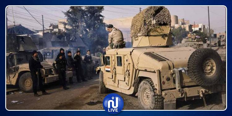 Irak : les forces de l'ordre rejoignent le peuple