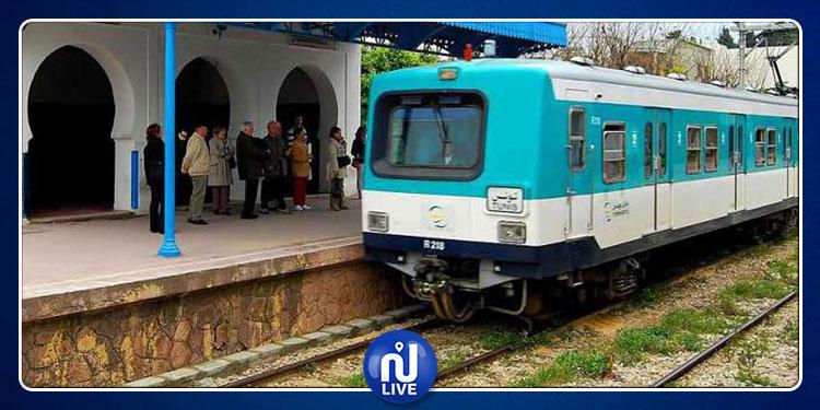 Transtu :  les trains TGM ne s'arrêteront plus à trois stations