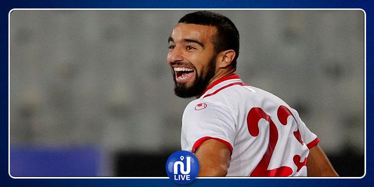 Éliminatoires CAN-2021 : la Tunisie sans Sliti, déclaré «inapte»