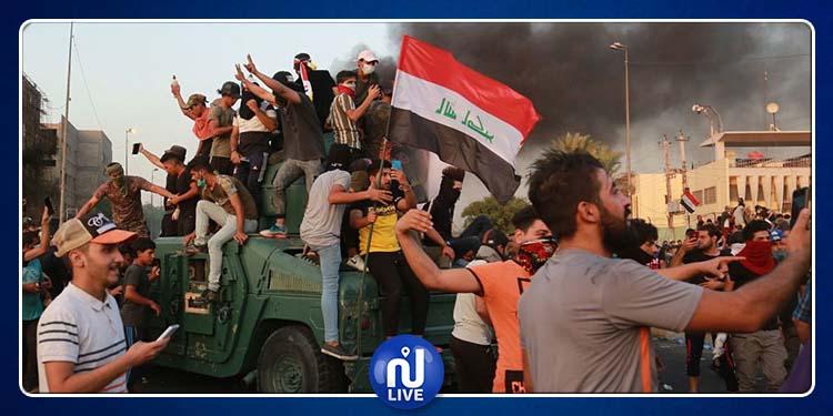 Irak : six manifestants tués lors les affrontements avec les forces de l'ordre