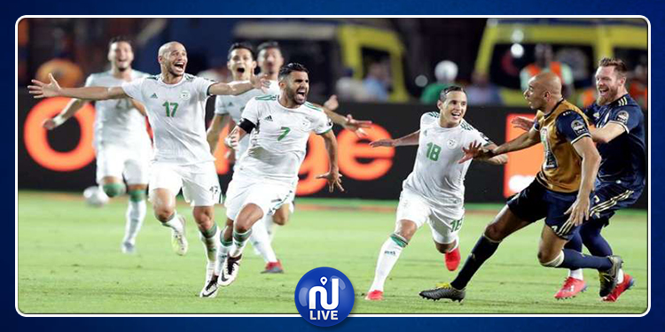 Elim CAN 2021 : l'Algérie s'impose face au Botswana