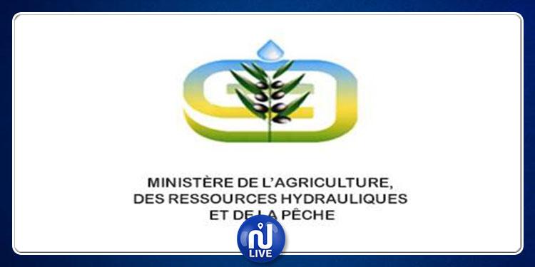 Intempéries : Le ministère de l'Agriculture appelle à la vigilance