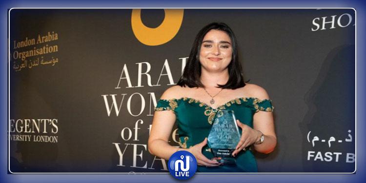 Ons Jabeur sacrée meilleure athlète féminine arabe