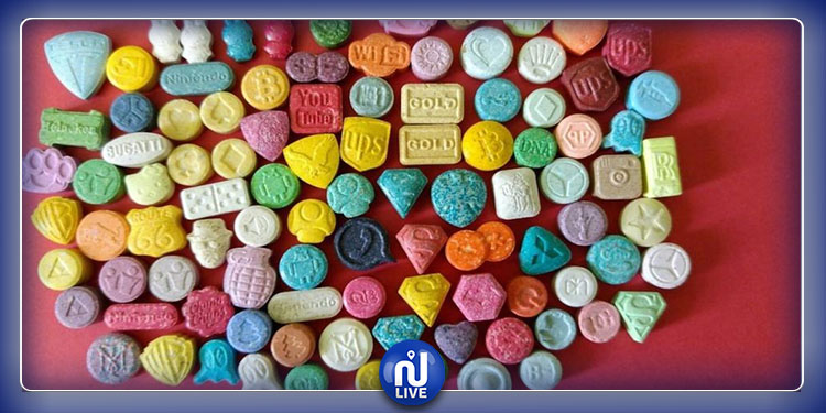 Saisie d'une importante quantité de comprimés stupéfiants