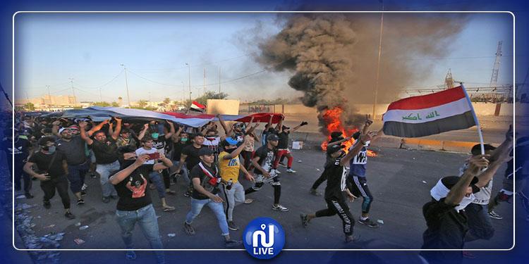 Irak : 58 morts en 24 heures de manifestations et violences