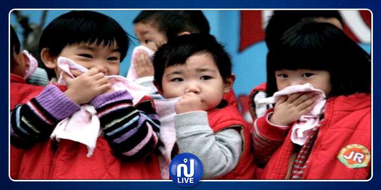 Attaque à la soude caustique dans une école en Chine, 51 blessés