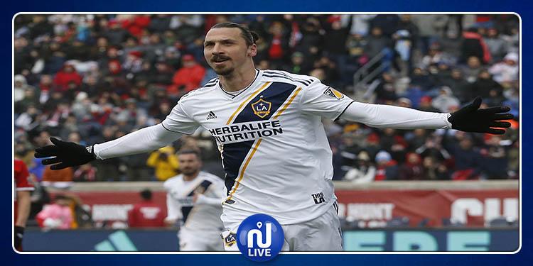Mercato : Ibrahimovic pourrait rester en MLS