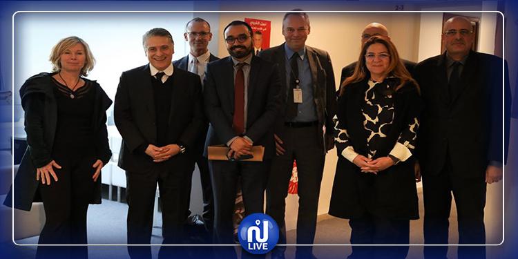 Rencontre entre Nabil Karoui et une délégation de la Banque mondiale