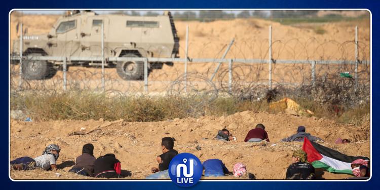 Gaza : 1 mort et 3 blessés dans un raid israélien