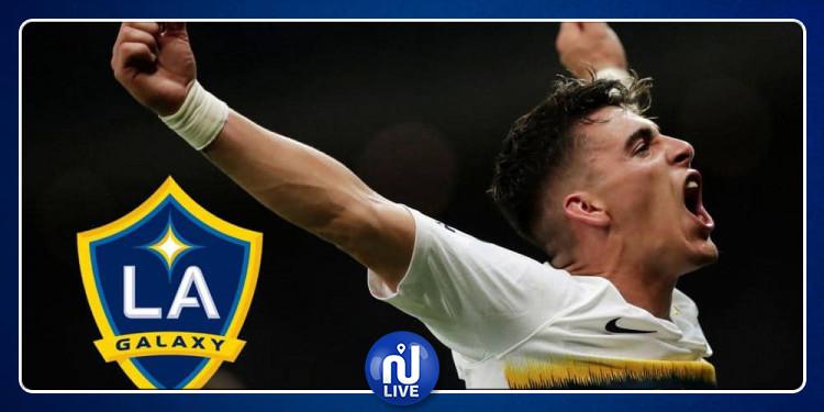 Mercato : LA Galaxy prolonge la pépite argentine Pavon