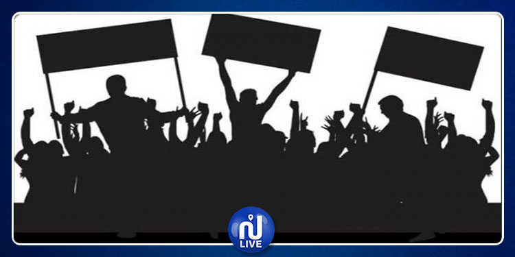 Béja : Protestations contre la fermeture de l'usine de chaussures
