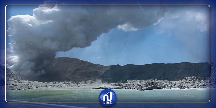 Nouvelle-Zélande : une éruption volcanique fait au moins cinq morts