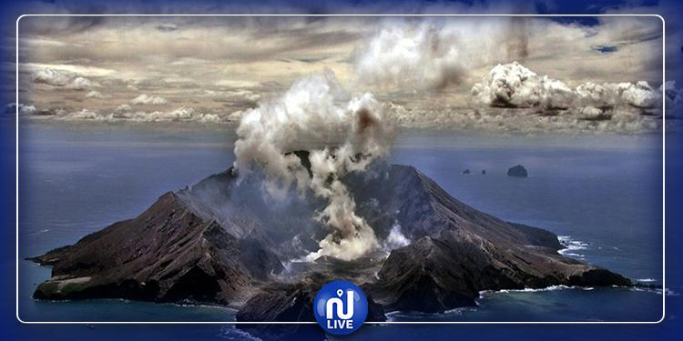 Nouvelle-Zélande : Le bilan des victimes de l'éruption volcanique s'alourdit