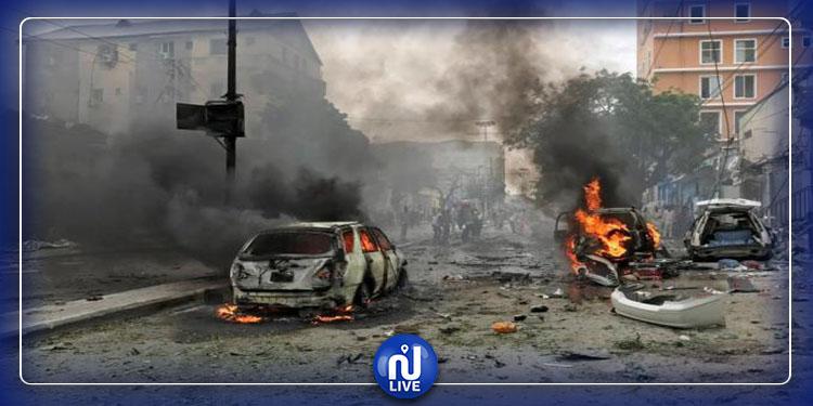 Somalie : une attaque meurtrière fait au moins 76 morts