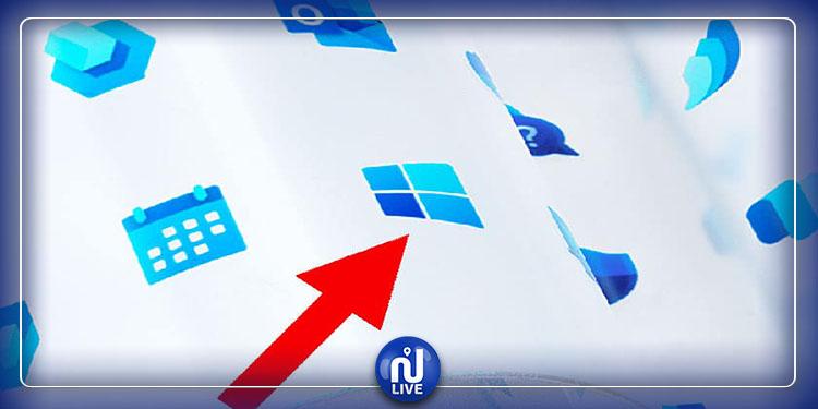 Microsoft dévoile le nouveau logo du Windows 10