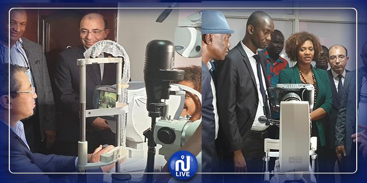 Guinée : Un centre d'ophtalmologie et des compétences tunisiennes…