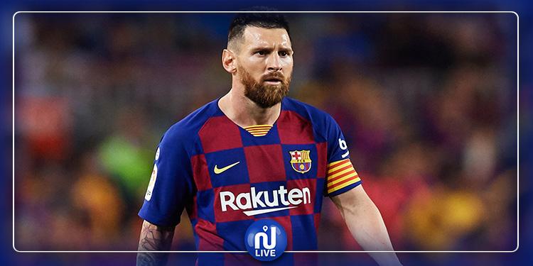 Ligue des champions : Messi ne fera pas le déplacement à l'Inter Milan