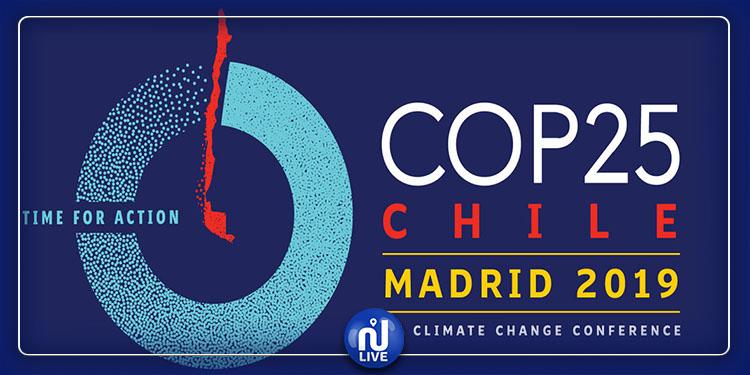 Madrid : La COP 25 a démarré...