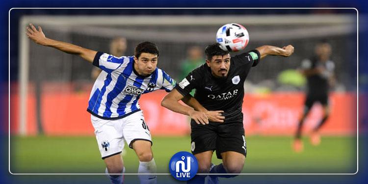 Mondial des Clubs : battu par FC Monterrey, Al-Sadd quitte la compétition !