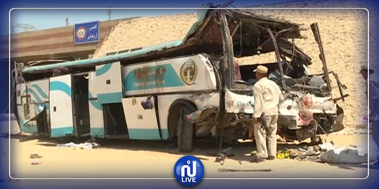 Égypte : un accident de bus fait 6 morts et 24 blessés