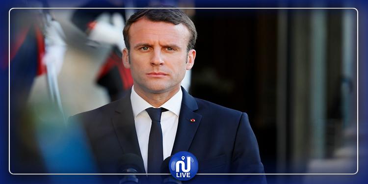 Un homme condamné à 3 mois de prison pour avoir menacé de mort Emmanuel Macron