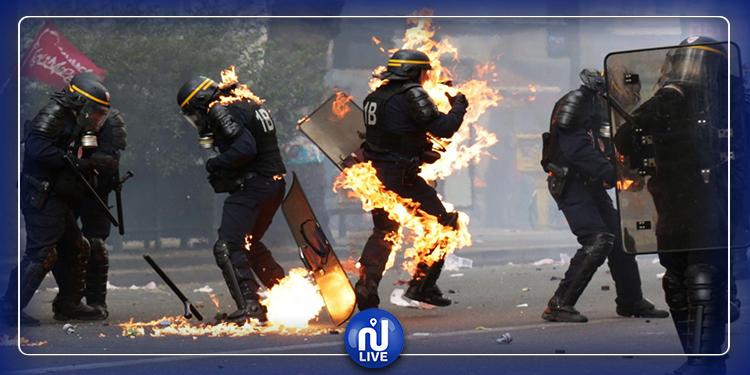 France : Reprise des affrontements entre manifestants et forces sécuritaires