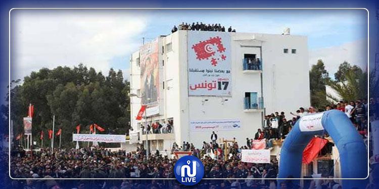 Sidi Bouzid s'apprête à célébrer le 9ème Festival de la révolution du 17 décembre 2010