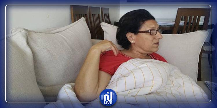 Radhia Nasraoui quitte l'hôpital !