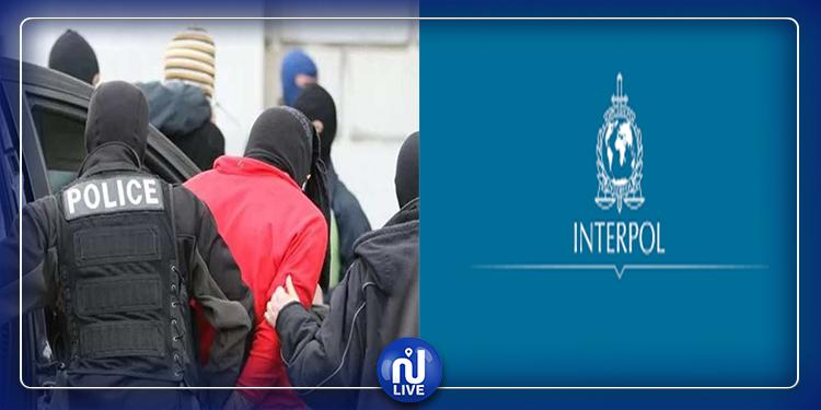 Un individu recherché par Interpol arrêté en Tunisie