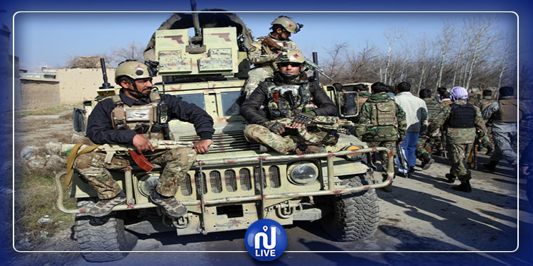 Afghanistan : 25 soldats tués lors d'une attaque des Talibans
