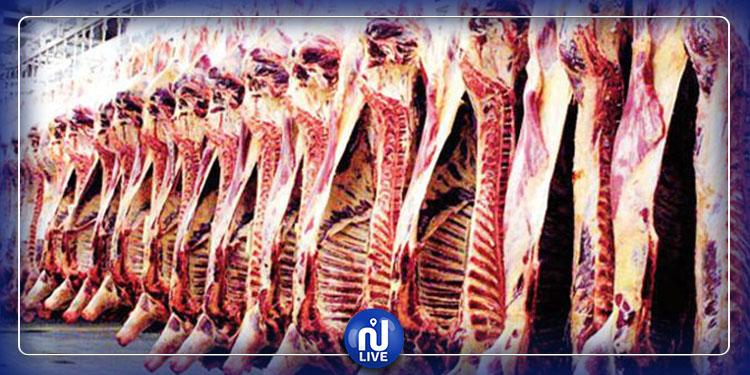 Saisie de 70 kg de viandes rouges impropres à la consommation à Zaghouan