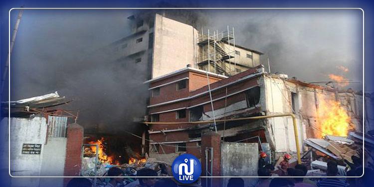 Bangladesh : une explosion dans une usine fait 11 morts