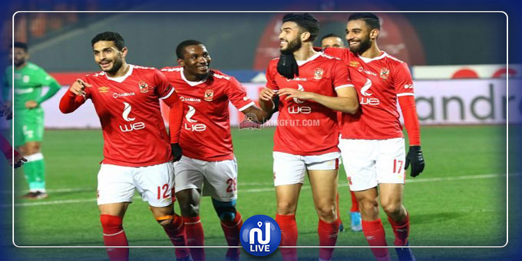 Ligue des champiosn : Al Ahly s'impose facilement face à  FC Platinum