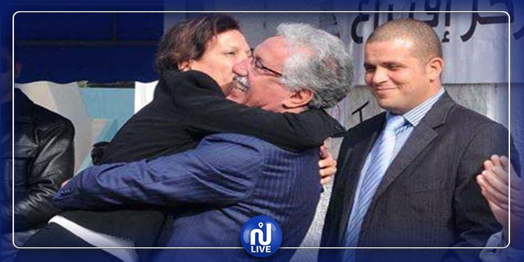 Rumeurs sur le décès de Radhia Nasraoui, Hamma Hammami dément