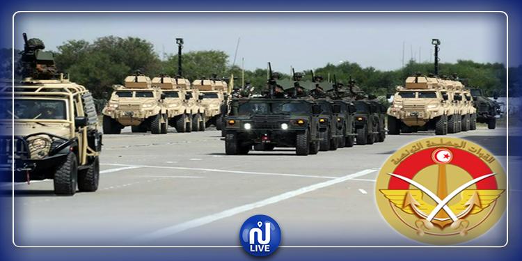 Le ministère de la Défense en état d'alerte maximum à la frontière Libyenne et dans les zones touristiques