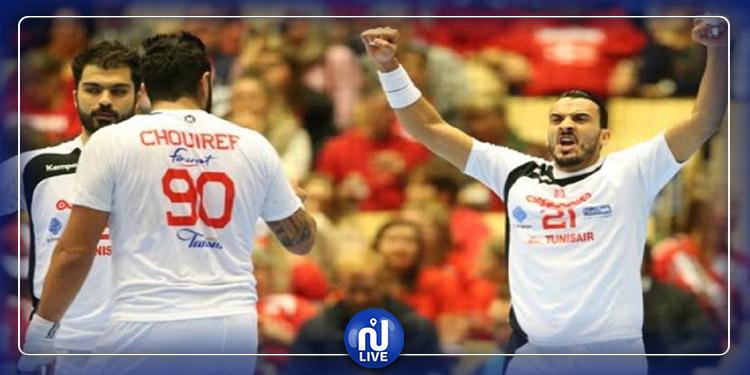 CAN Handball : la Tunisie s'impose face au Maroc et file en demi-finale !