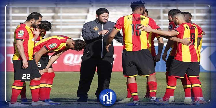 Ligue 1 : le onze de départ de l'EST face à l'AS Soliman