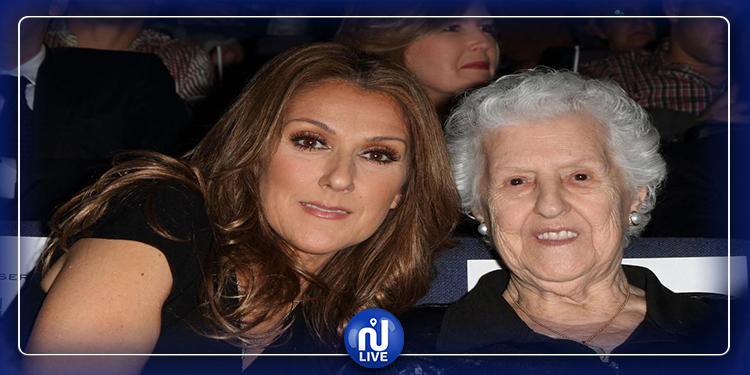 La maman de Céline Dion est morte à l'âge de 92 ans
