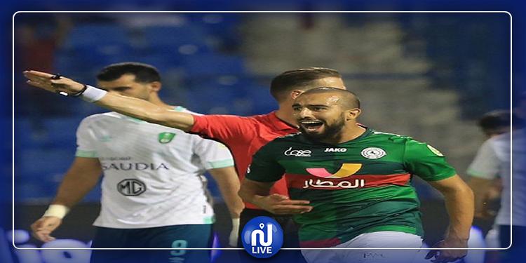 Coupe d'Arabie Saoudite : Avec un doublé de Naim Sliti,  Al Ettifaq domine Ohud et file en quart de finale