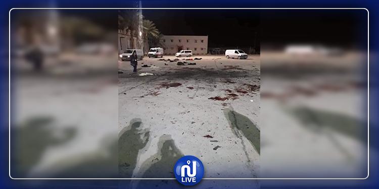 Libye : une attaque contre une école militaire fait au moins 28 morts