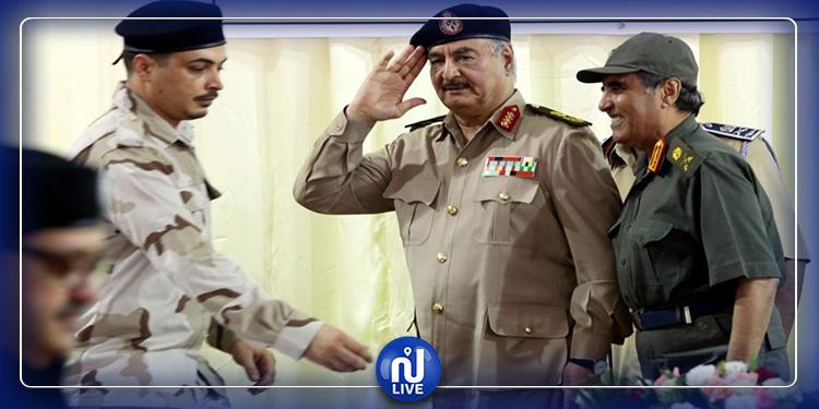 Les forces de Haftar annoncent un cessez-le-feu