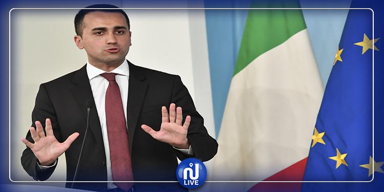 Luigi Di Maio effectuera une visite en Tunisie le 13 janvier
