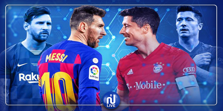 Football : découvrez le meilleur buteur européen en 2019 !