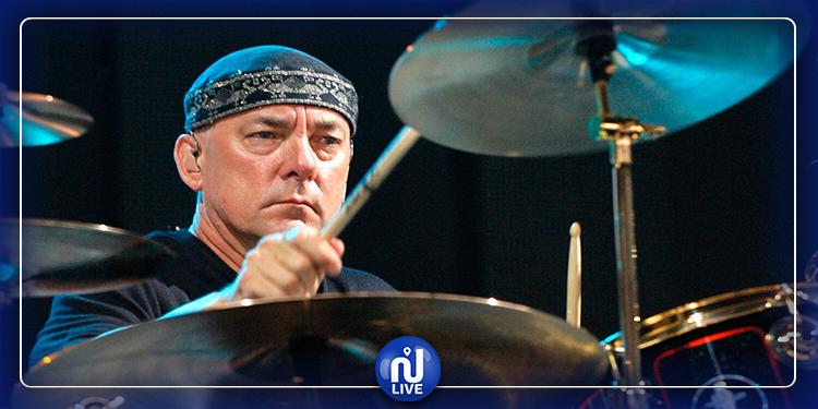 Le mythique batteur Neil Peart est décédé à 67 ans