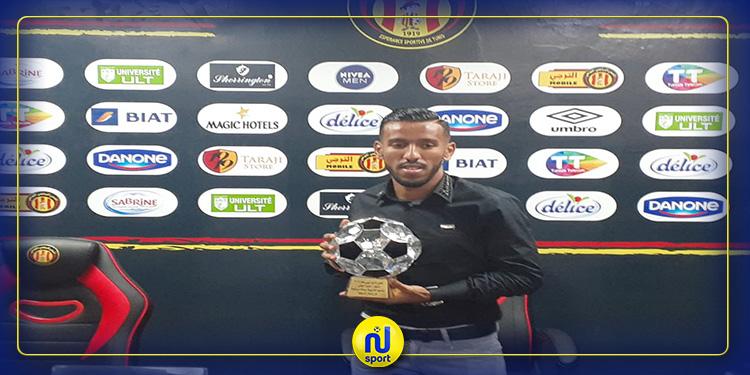 Hamdou El Houni élu joueur libyen de l'année 2019 !