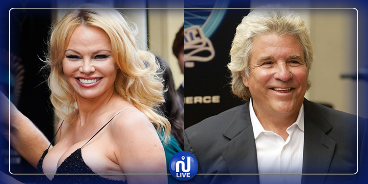 People :  Pamela Anderson se marie pour la cinquième fois