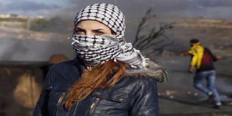 إصابة فلسطينية برصاص جيش الكيان الصهيوني