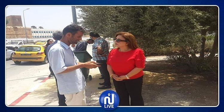 ألفاظ خارجة عن السياق:رئيسة بلدية باردو توضح بخصوص الفيديو المتداول