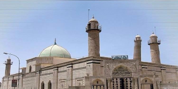 تنظيم ''داعش '' يفجر مسجد النوري التاريخي في الموصل